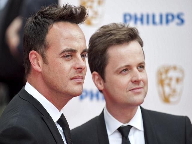 I'm a Celeb hosts, Ant & Dec