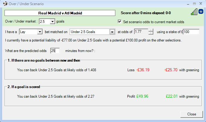 how to win on betfair football