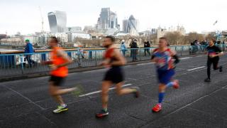 Running the London Marathon? Then Back Yourself and raise more for charity