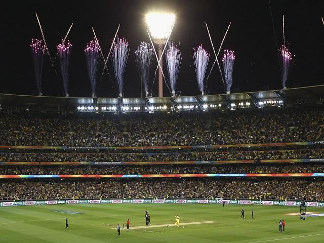 The iconic Melbourne Cricket Ground