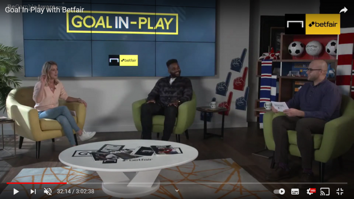 Goal In-Play: The Live Premier League show