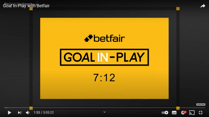 Goal In-Play: The Live Champions League show