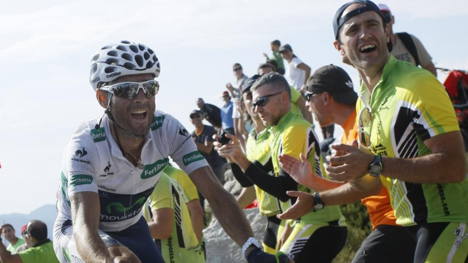 Alejandro Valverde at Tour de France