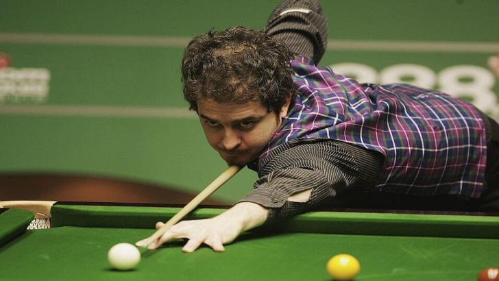 Snooker player Anthony Hamilton