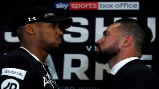 Joshua faces the most important fight of his career