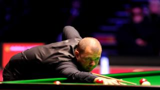 Snooker player Barry Hawkins