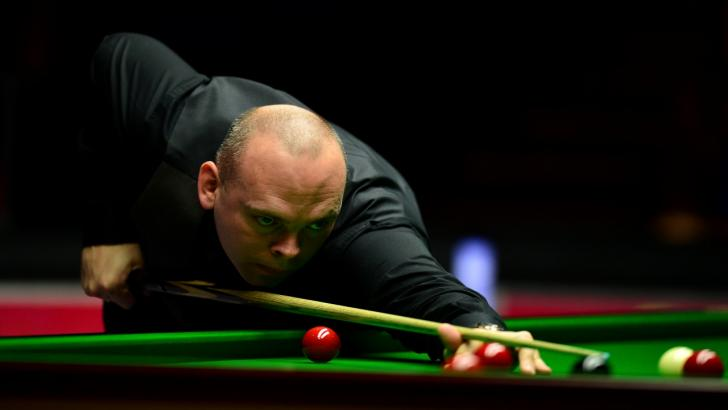 Snooker player Stuart Bingham
