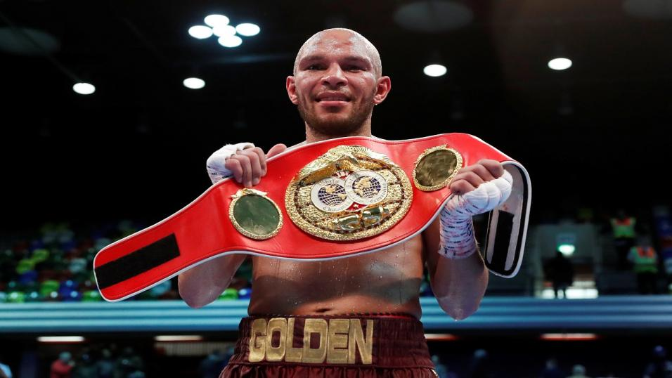 Caleb Truax to do the double over James DeGale in Las Vegas