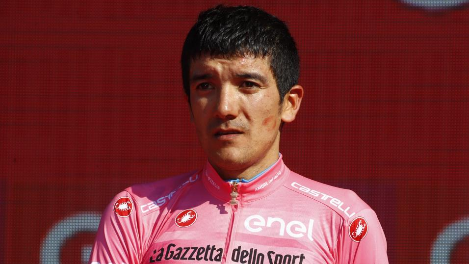 Richard Carapaz at Vuelta a Espana