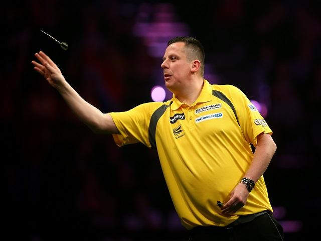 Dave Chisnall is fancied to go a long way in the 2017 PDC World Championship