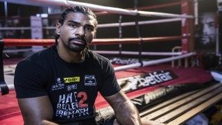 Betfair Ambassador David Haye
