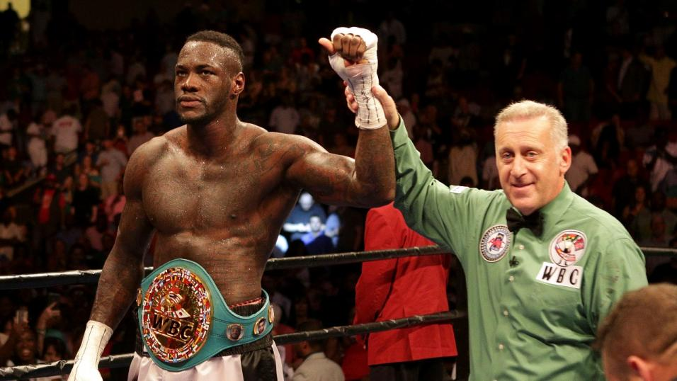 Deontay Wilder V Dominic Breazeale Betting Tips Predictions