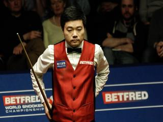 Ding Junhui is rated odds-on to become the first Asian world champion