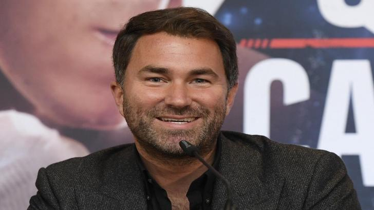 Boxing Eddie Hearn