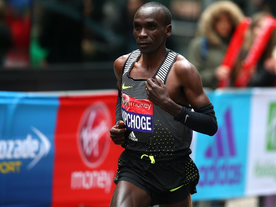 Eliud Kipchoge faces a very different test in Rio to when he dominated on the streets of London