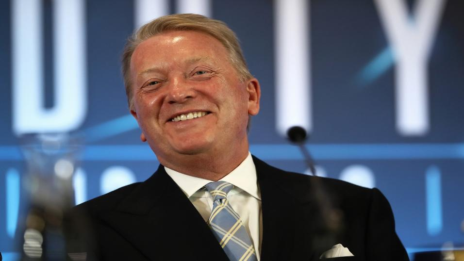 Boxing Frank Warren