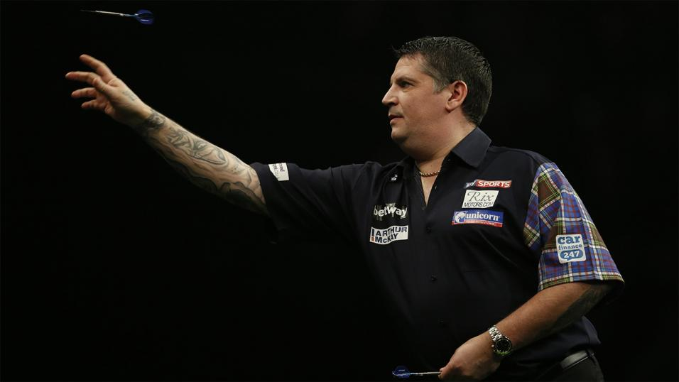 Wayne Mardle likes Gary Anderson's chances of beating Snakebite