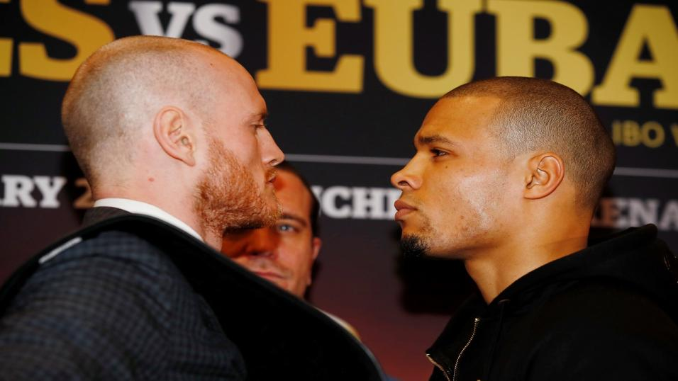 Eubank and Groves battle over a place in the final