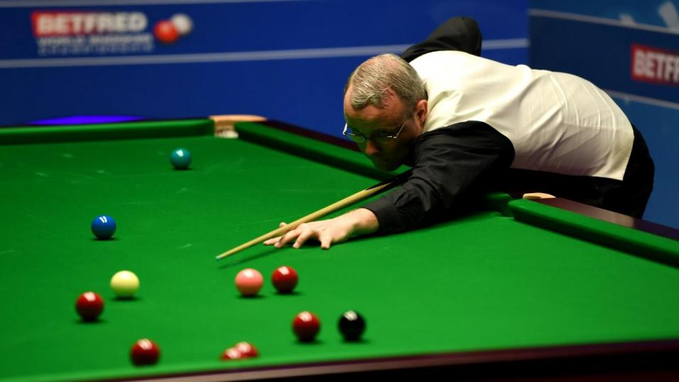 Snooker player Martin Gould