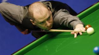 Graeme Dott is tipped to edge today's all-Scottish clash