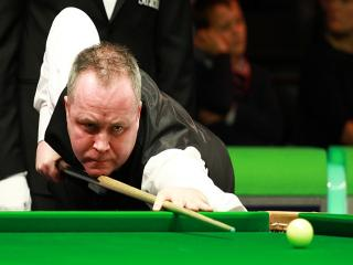 John Higgins has found a new lease of life this year