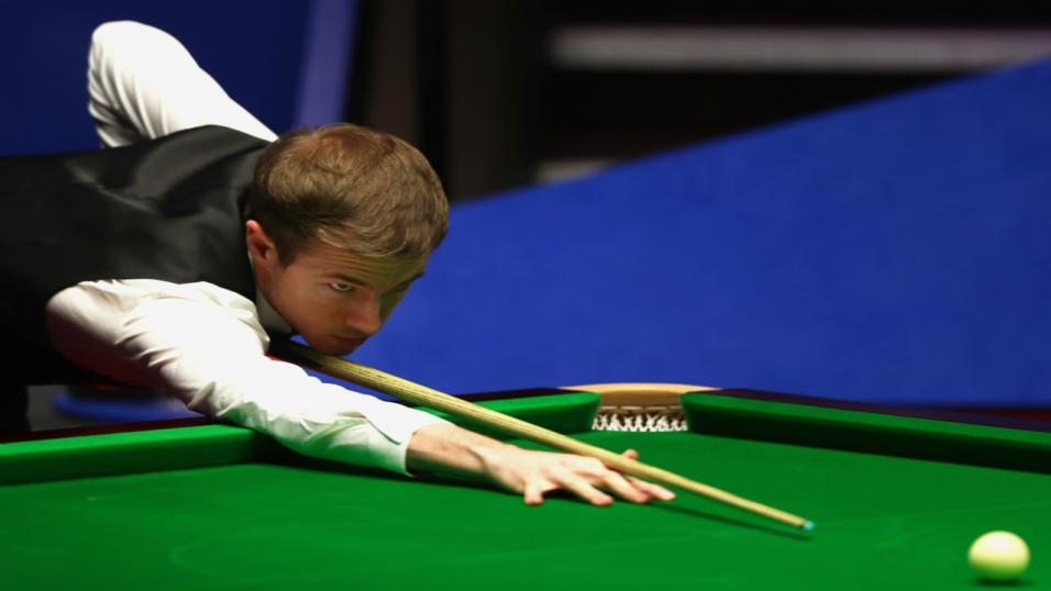 Snooker player Jack Lisowski