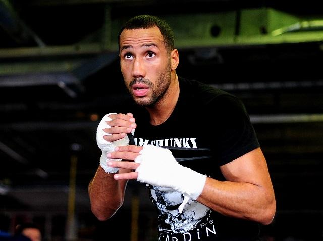 James DeGale to record a rare stoppage win