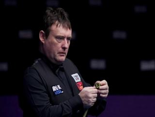 Jimmy White's part in the TV stages is unlikely to last long