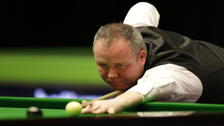 Nine-time major snooker champion John Higgins
