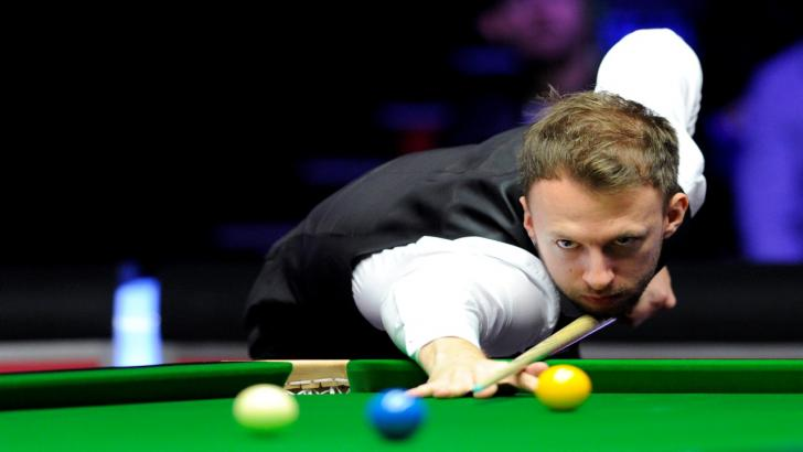 Snooker player Judd Trump