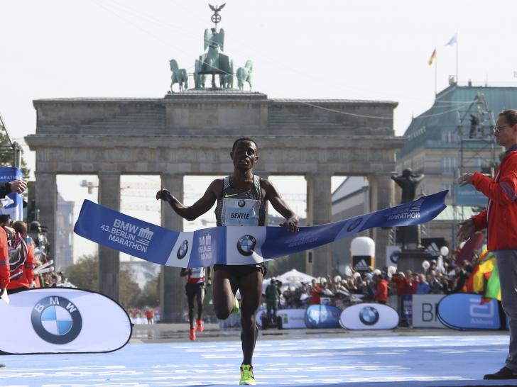 Bekele went close to the record in Berlin and can break it in London on Sunday