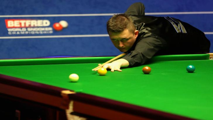 Snooker player Kyren Wilson