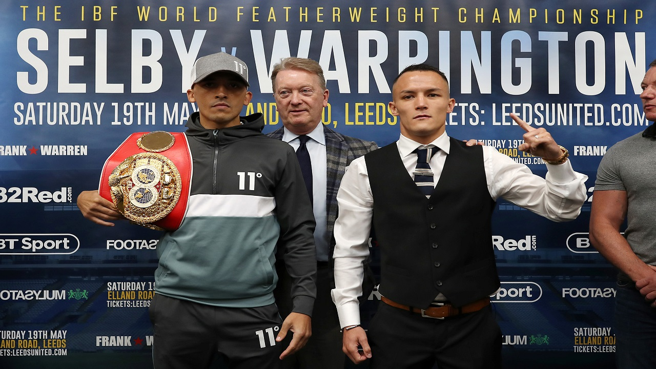 Lee Selby V Josh Warrington Odds And Betting Preview