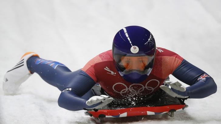 Lizzy Yarnold lies second in the betting behind Germany's Jacqueline Loelling