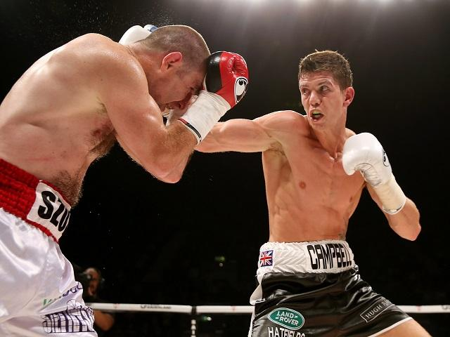 Luke Campbell to get his hands on a world title.