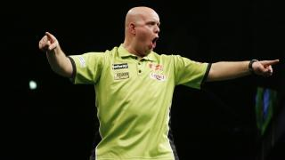 Michael van Gerwen Premier League darts