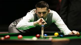 World number one snooker player Mark Selby