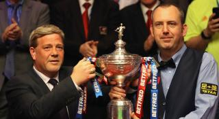 Mark Williams - World Snooker Championship