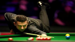Snooker player Mark Selby