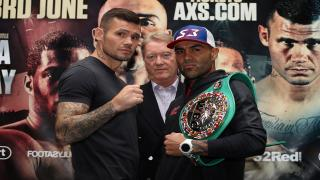 Boxer Martin Murray