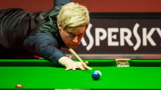 Snooker player Neil Robertson