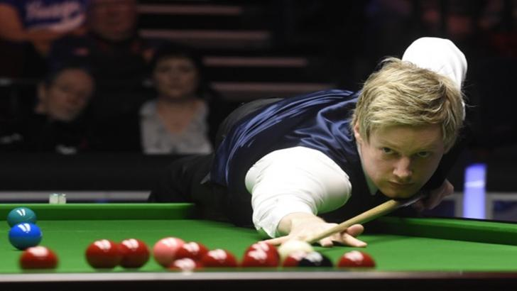UK Snooker Champion Neil Robertson