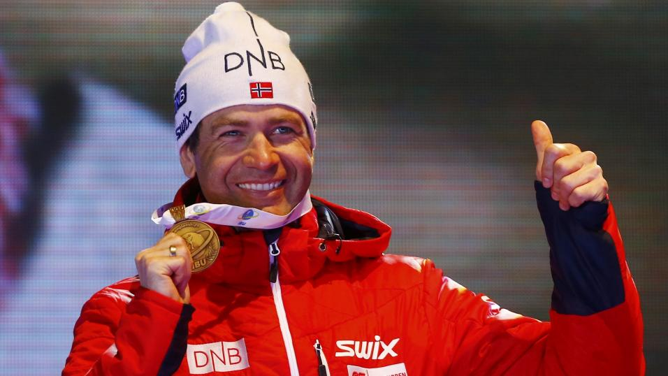 Norway will have to do without the likes of Ole Einar Bjoerndalen if they hope to win most golds