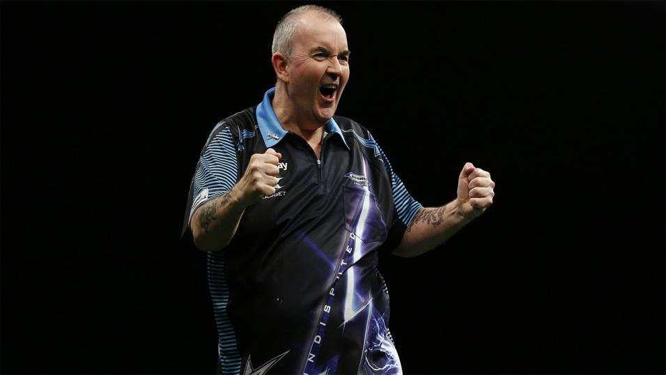 Wayne fancies Phil Taylor to dominate his match against Keegan Brown