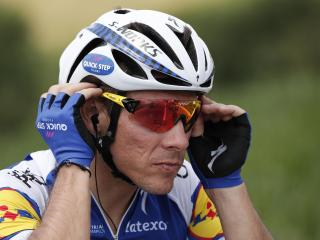 Philippe Gilbert would have been a strong favourite on this kind of stage six years ago