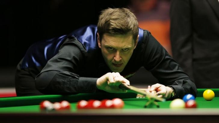 Snooker player Ricky Walden