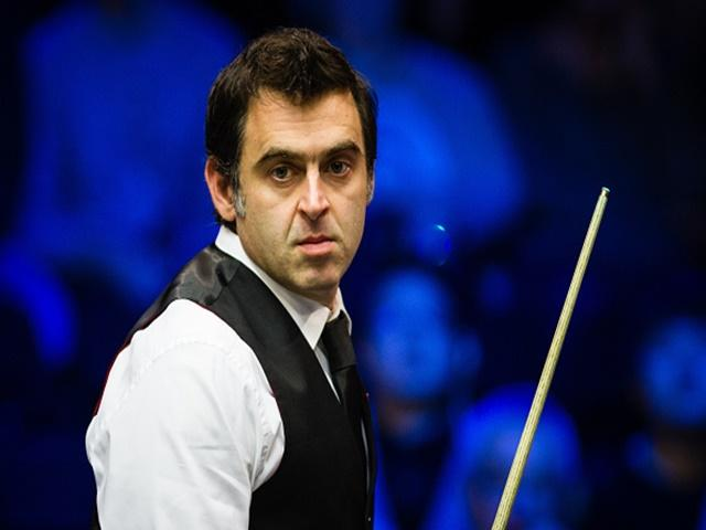 Ronnie O'Sullivan looks composed and in unstoppable form