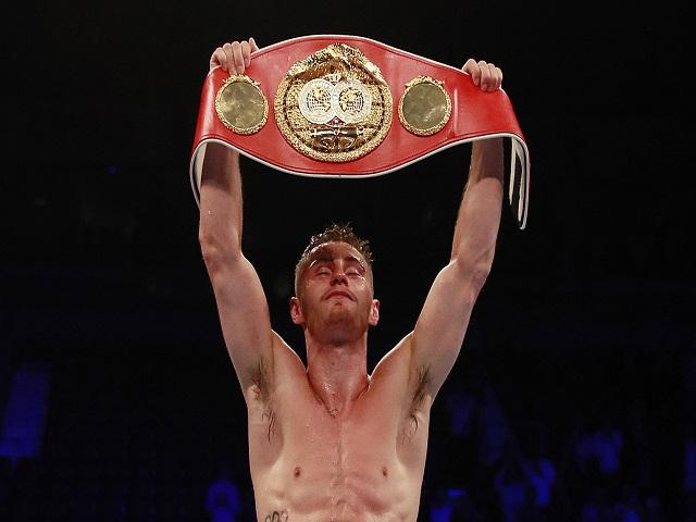 Ryan Burnett backed to continue his run of points wins