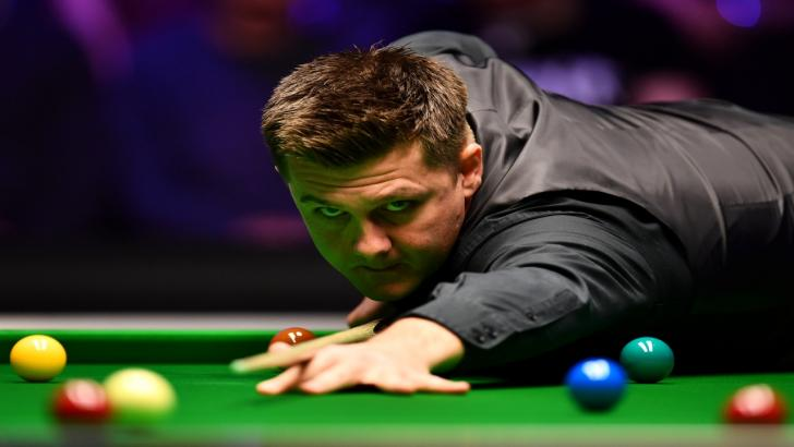 Snooker player Ryan Day