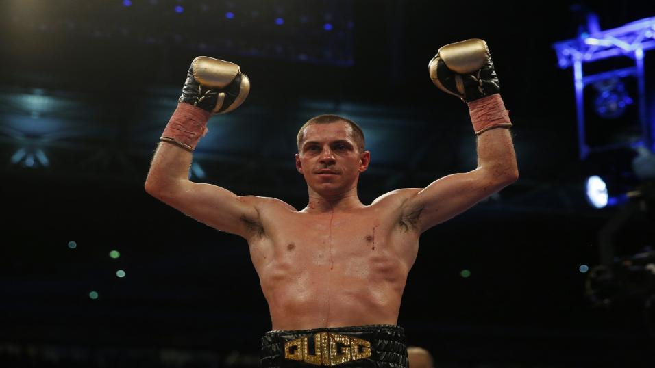 Is Scott Quigg making a wasted trip?